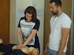 Более 40 организаций обучены методам первой помощи пострадавшим_.