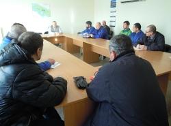 Выездное занятие 21 января 2016 года на судоремонтный завод ПРЕГОЛЬ