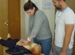 Обучение первой доврачебной помощи пострадавшим