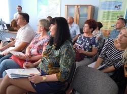 Выездное занятие с предпринимателями города Балтийска 07 июня 2016 года
