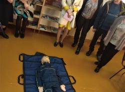 Обучение методам оказания первой помощи пострадавшим. Февраль 2020 года