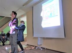 02 октября 2020 года состоялось выездное занятие с организациями Славского района по обучению методам оказания первой помощи пострадавшим._1