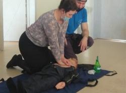 26 февраля 2021 года состоялось выездное занятие в образовательной организации Прлесского района по обучению методам оказания первой помощи пострадавшим_3