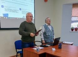 Выпуск группы слушателей по программе профпереподготовки Специалист по охране труда_2