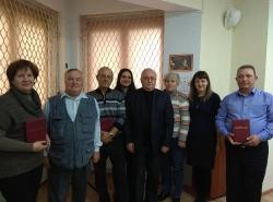 Выпуск группы профессиональной переподготовки_1